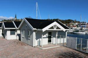 Som eneste helnorske leverandør av alt du trenger til taket, er Skarpnes produkter særlig godt tilpasset norske forhold og byggtekniske krav 16