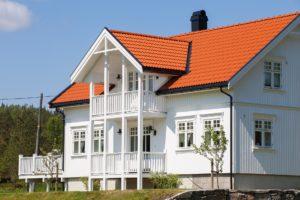 Som eneste helnorske leverandør av alt du trenger til taket, er Skarpnes produkter særlig godt tilpasset norske forhold og byggtekniske krav 10