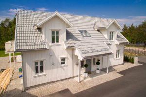 Som eneste helnorske leverandør av alt du trenger til taket, er Skarpnes produkter særlig godt tilpasset norske forhold og byggtekniske krav 9
