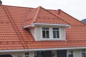 Som eneste helnorske leverandør av alt du trenger til taket, er Skarpnes produkter særlig godt tilpasset norske forhold og byggtekniske krav 15